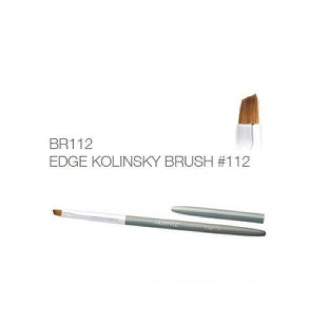 Premium 112 Edge Kolinsky Brush