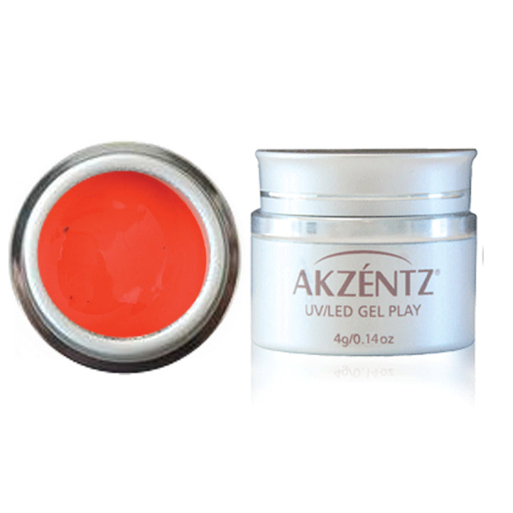 Gel Play Paint Flame Red
