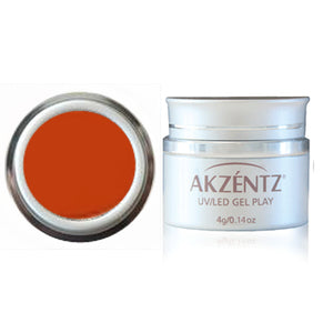 Gel Play Paint Orange