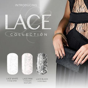 Gel Play Lace White