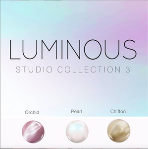 Luxio Studio N°3 Luminous Collection