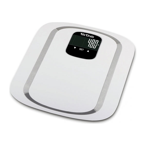 Digital Bathroom Scales MXONDA PB2443 White