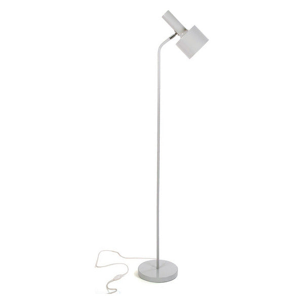 Floor Lamp Metal (22 x 140 x 36,5 cm) White