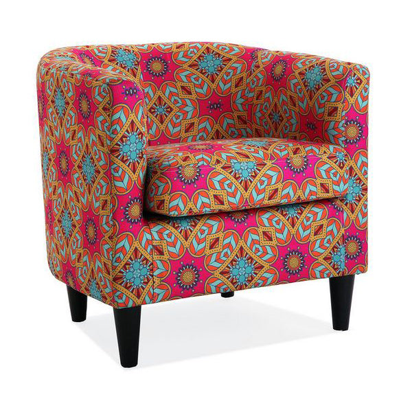 Armchair Aubrey  Cotton (60 X 62 x 62 cm)