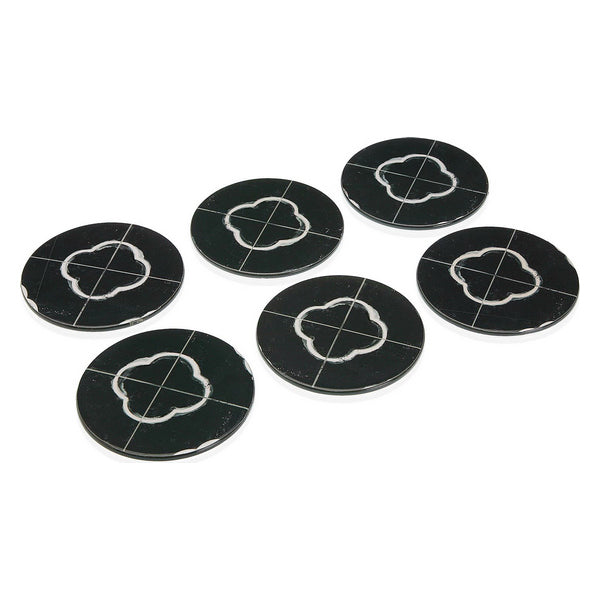 Coasters polypropylene (6 pcs)