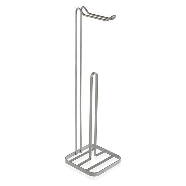 Free-Standing Towel Rack Metal (14 x 62,4 x 17 cm) Grey