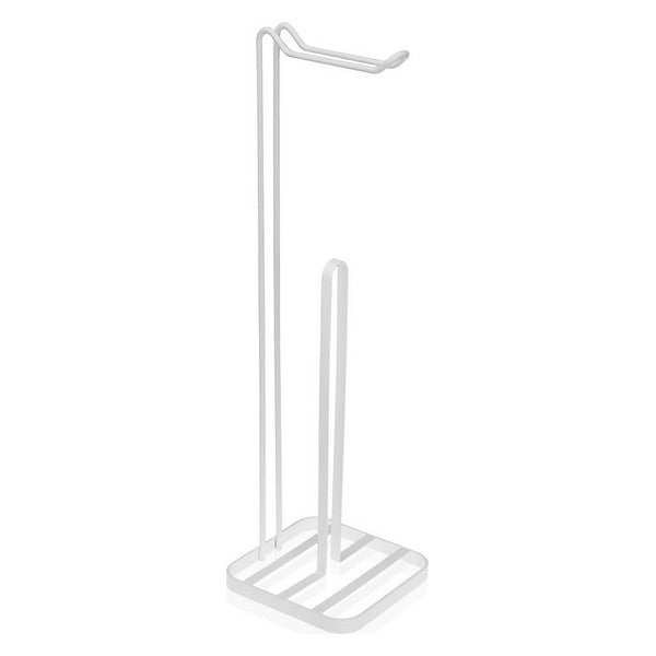 Free-Standing Towel Rack Metal (16,4 x 60 x 16,4 cm) White