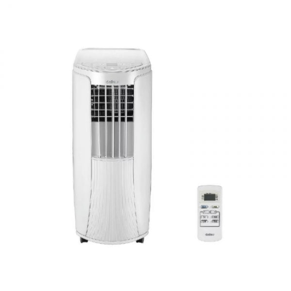 Portable Air Conditioner Daitsu ADP12FCXA3 2923 fg/h / 2321 kcal/h A / A+ White