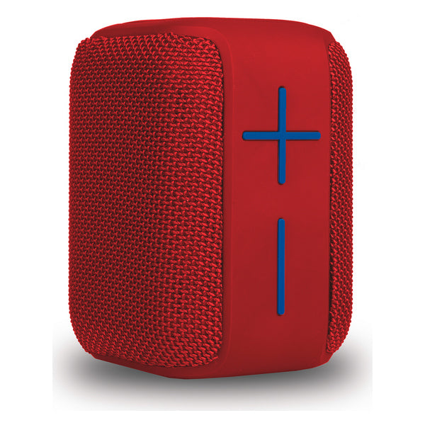 Portable Bluetooth Speakers NGS ROLLERCOASTER Red 10W