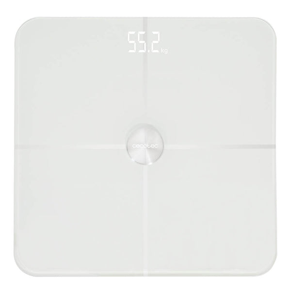 Digital Bathroom Scales Cecotec Surface Precision 9600 Smart Healthy