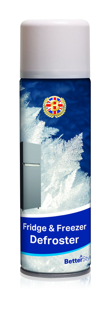 Fridge And Freezer Defroster