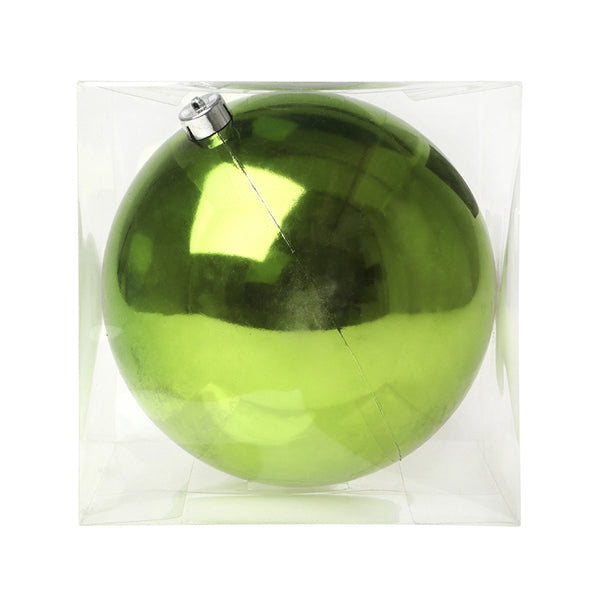 Christmas Bauble Christmas Planet 7391 20 cm Green