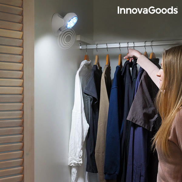 InnovaGoods Motion Sens LED Lamp 360º