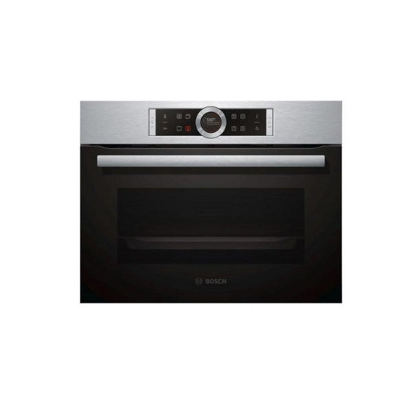 Multipurpose Oven BOSCH CBG633NS3 47 L 2990W A+ Black