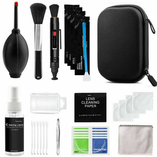 Professional DSLR Camera Lens Cleaning Kit For Sony Nikon Canon Panasonic V2G7T - poptopdeal