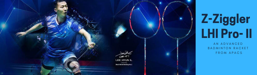 Apacs Z-Ziggler LHI Pro II Badminton Racket: The Review to Read