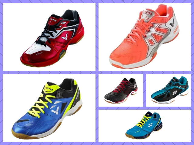 Start buying the Best Badminton Shoes Online