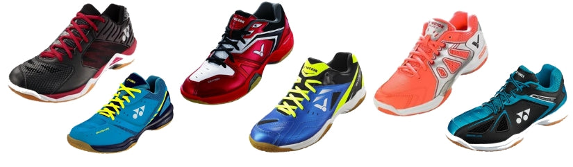 The Top-List of Best Badminton Shoes in the Market