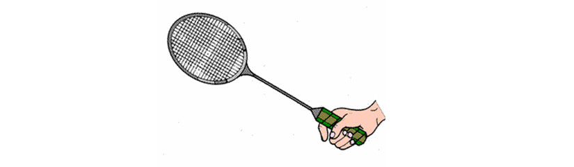 Tips on how to hold a Badminton Racket