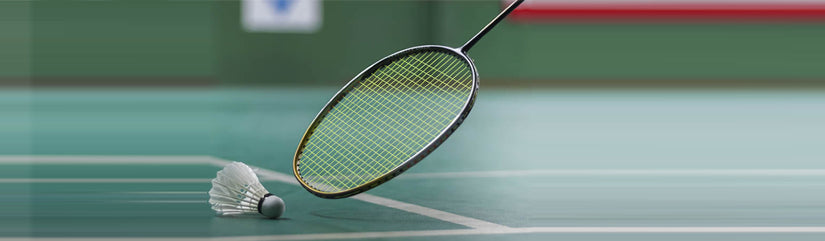 Learn How to protect your Badminton Racket