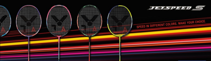 Learn How to make a Choice between different Victor Jetspeed S Rackets