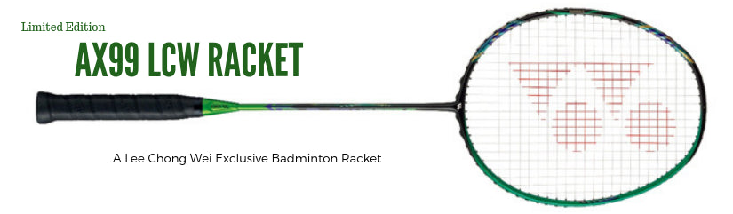 Limited Edition AX99 LCW Racket Vs Other Head-Heavy Rackets
