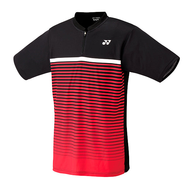 Yonex Tournament Style Crew Neck Red (10220) - Unisex Tshirt