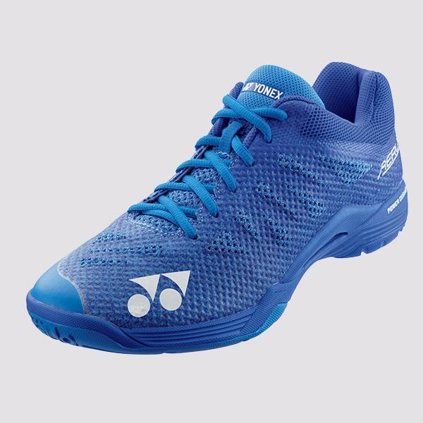 Yonex Aerus 3 MX Power Cushion Badminton Shoes - Blue