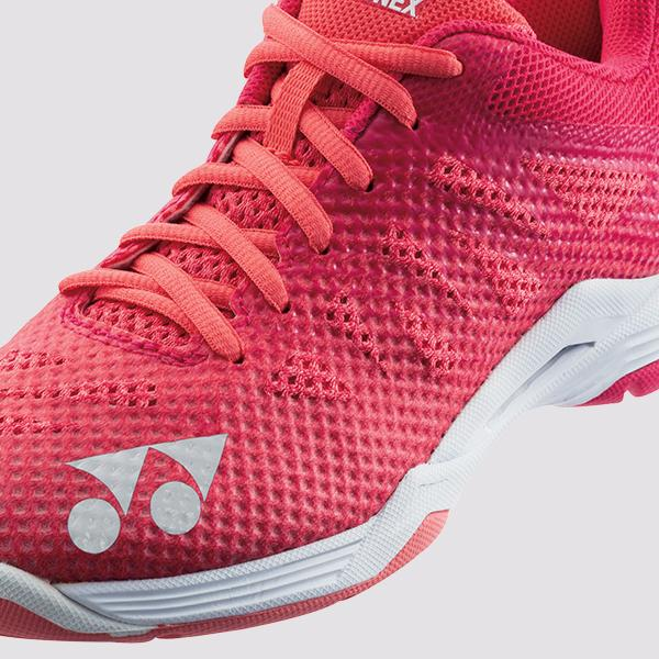 Yonex Aerus 3 LX Power Cushion LADIES BADMINTON SHOES - [ROSE]