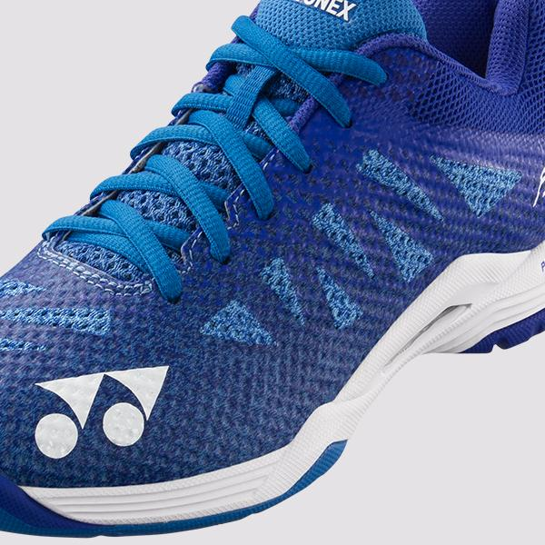 Yonex Aerus 3 LX Power Cushion Ladies Badminton Shoes [BLUE]