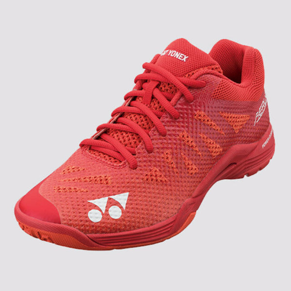 Yonex Aerus 3 MX Power Cushion Badminton Shoes - Red