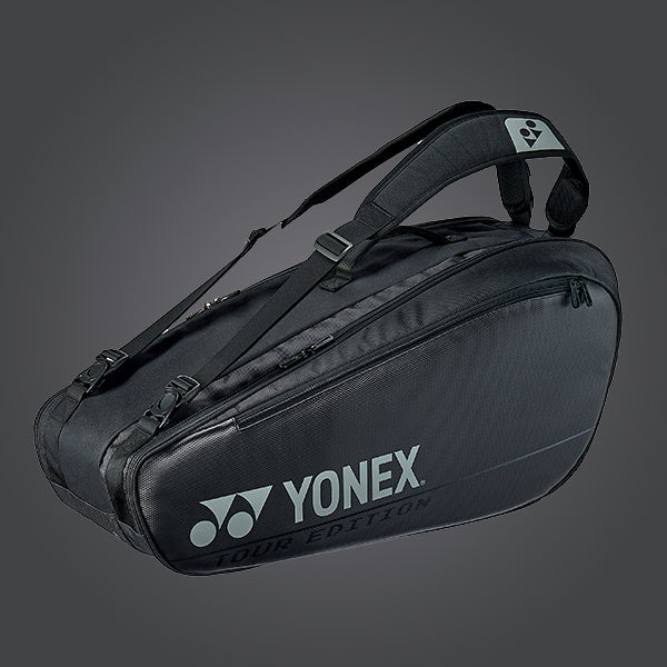 Yonex BA92026 6 Racket Badminton Bag [Black]