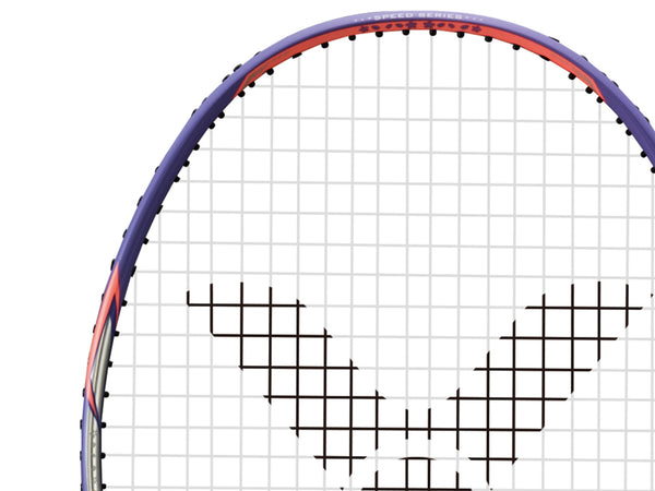 (Like New) JetSpeed S 12 F - Victor Badminton Racket (10 rating out of 10)