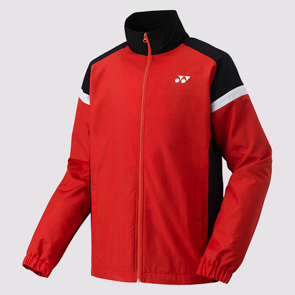 YM0005 MEN'S WARM-UP JACKET (Sunshine Red)