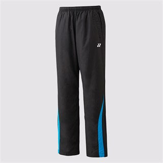 YM0006 Yonex Men's Warm-up Pants (Black)