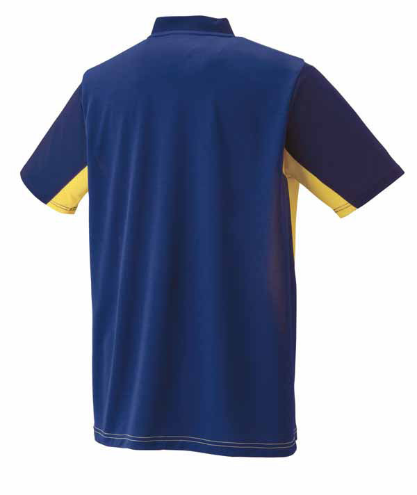Yonex Tournament Style Henly Crew Dark Purple (10169DP) - Men's Tshirt