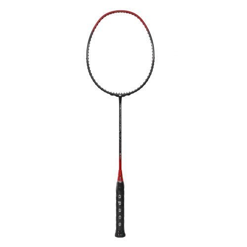 Nano Fusion 722 6U Orange Black (Strung) - Apacs Badminton Racket
