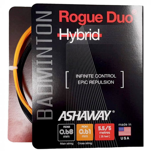 Ashaway Rogue Duo (Infinite Control) Badminton String