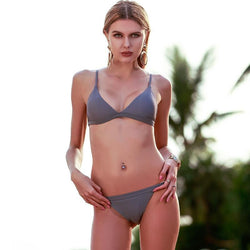 Miena - Bikini Swimsuit - Ouivita - Stylish Artisan Swimwear & Luxury Apparel