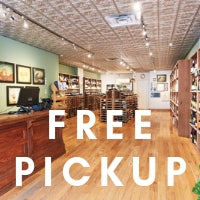 We Now Have Free In-Store Pickup!