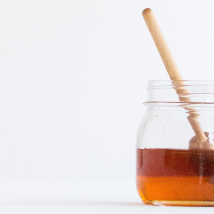 How to Make Honey Simple Syrup