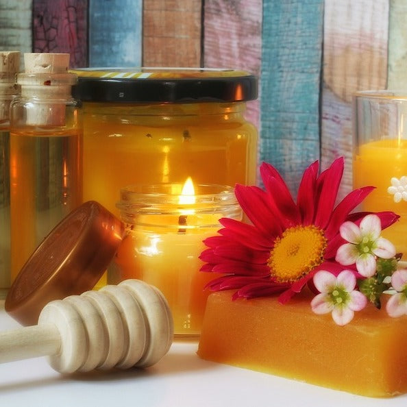Beauty is in the Eye of the Bee-Holder: Bee Products in Cosmetics