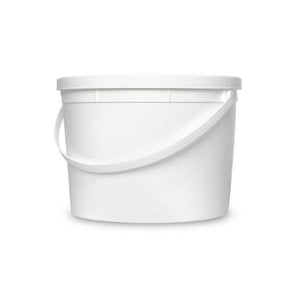 1-Gallon Raw Honey Bucket - Astor Apiaries