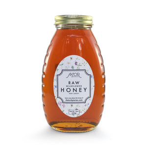 Wildflower Raw Honey - Astor Apiaries
