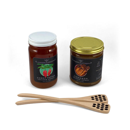 Infused Honey Gift Set