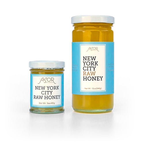 New York City Raw Honey - Astor Apiaries