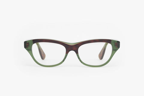 FRIDA green + tortoise (C.06)