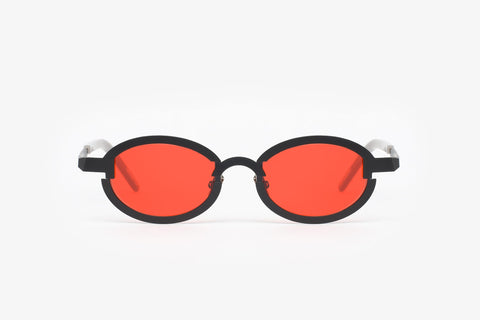 LYE black / red lens (C.02)
