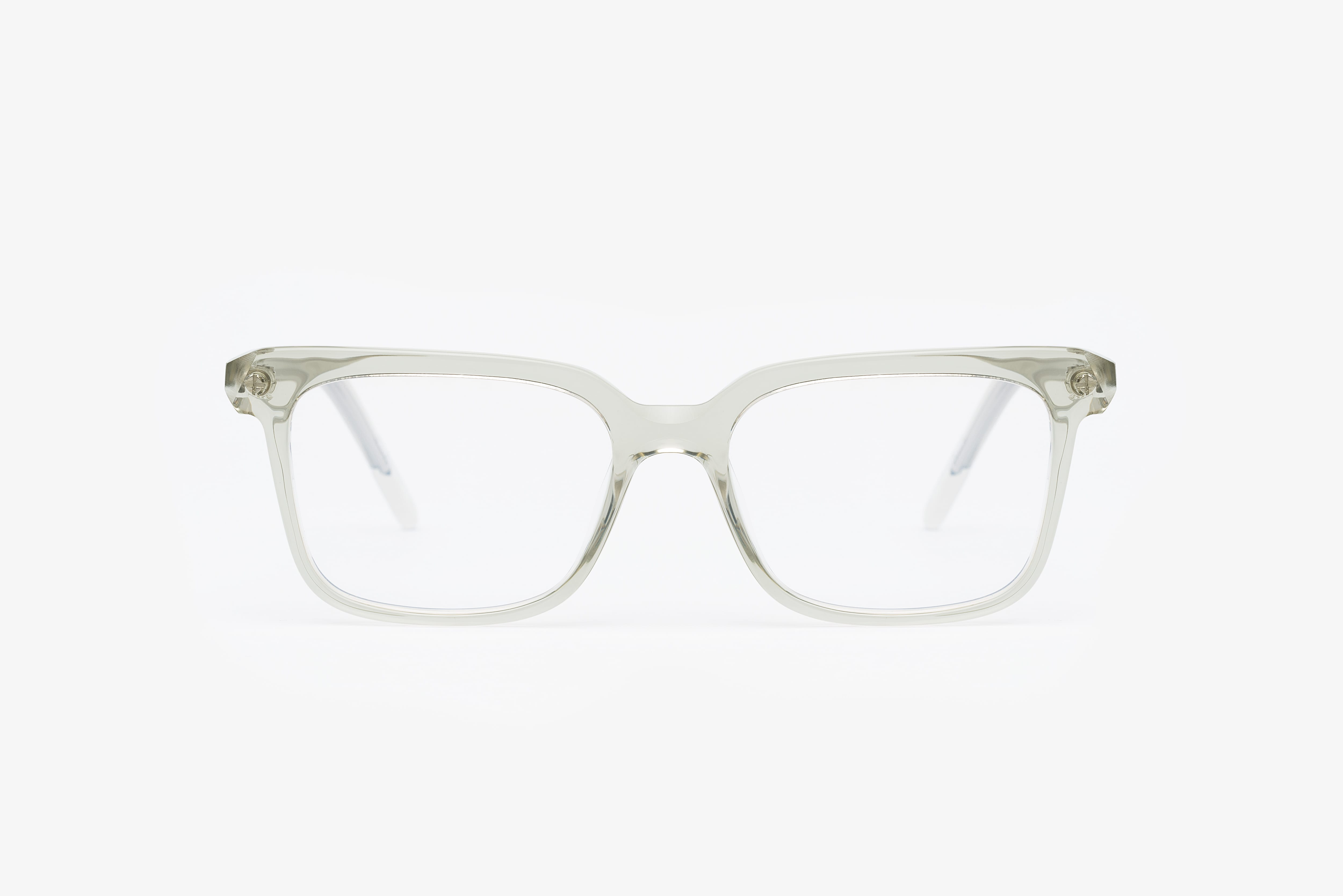 THE MASTER crystal ash green (C.06) / OPTICAL