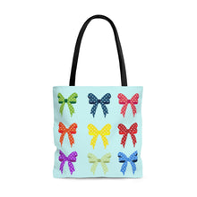 Load image into Gallery viewer, Bow & Arrow Tote Bag